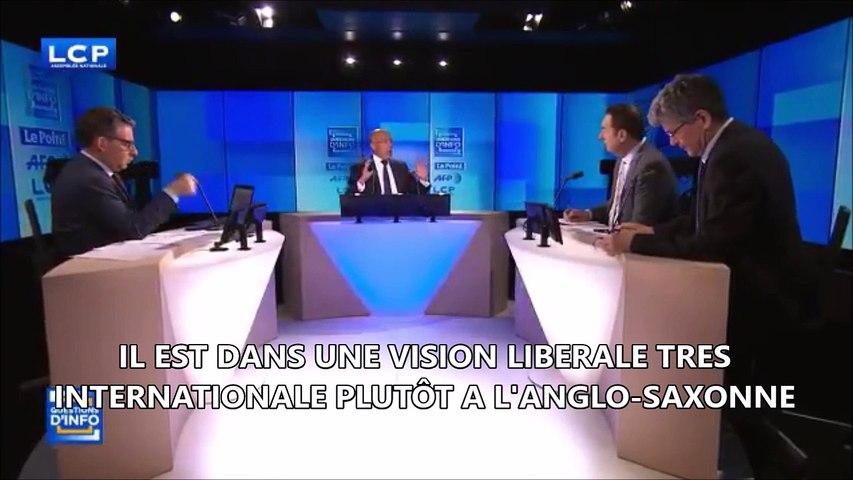 """""""Macron a une vision communautariste de la société"""" Eric Ciotti LCP - 3 mai 2018"""