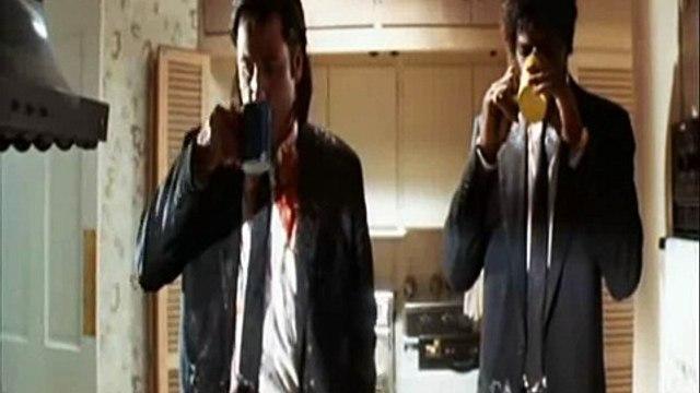 Pulp Fiction : caméo de Quentin Tarantino