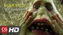"CGI VFX Breakdown ""Domestos VFX Breakdown"" by Outpost VFX Studio   CGMeetup"