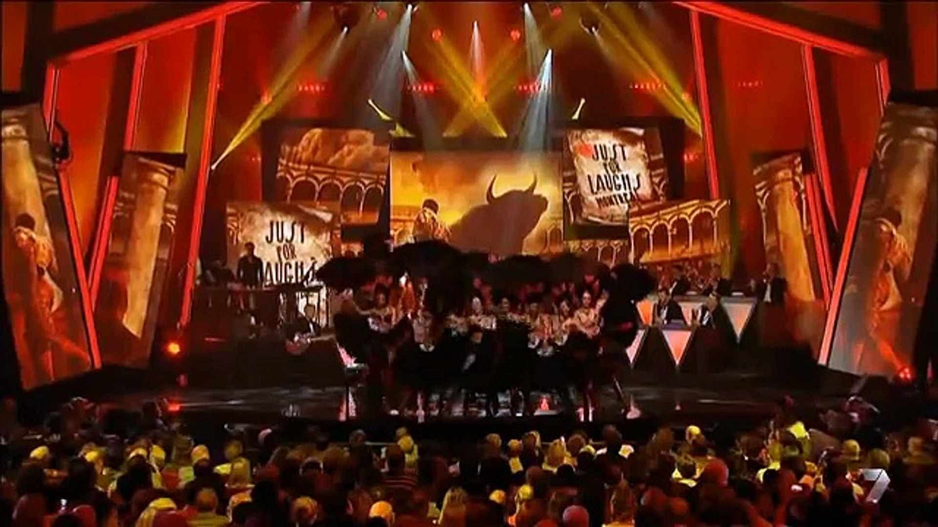 Don Rickles Just For Laughs 2014