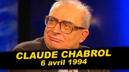 Claude Chabrol est dans Coucou c'est nous - Emission complète