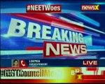 TVK leader Velmurugan meets CBSE officials demands examination centre be shifted to Tamil Nadu