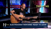 TRENDING | Electrockrat performs on i24NEWS Trending | Friday, May 4th 2018