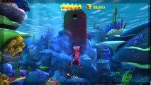 LE MONDE DE NEMO Jeux Vidéo de Dessin Animé en Français Trouver Nemo - Disneyland Adventures #9