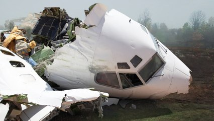 Plane Crash Site - LOT Flight 7 [Kult America]