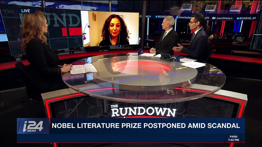 THE RUNDOWN | Nobel Literature Prize postponed amid scandal | Friday, May 4th 2018
