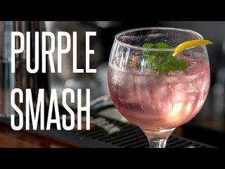 Como fazer Purple Smash - Web à Milanesa