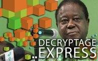 Décryptage Express : Henri Konan Bédié, parcours d'un leader