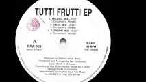 Tutti Frutti - Tutti Frutti (Milano Mix) (A1)