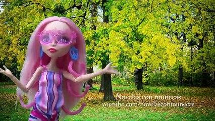 Muñecas de Monster High Elissabat, Catty Noir, Viperine van a Londrespanto - Estrella Fugaz