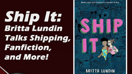 Ship It - Britta Lundin Interview - video dailymotion