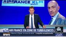 Air France: le PDG démissionne
