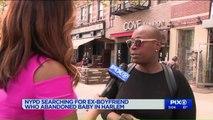 Ex-Boyfriend Accused of Abandoning Baby in New York City