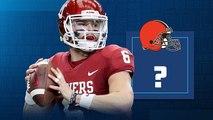 Carr, Hall grade Browns' 2018 draft class