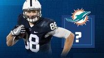 Davis, Robinson grade Dolphins' 2018 draft class
