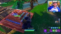 Getting -HIT- by the METEOR - WHAT HAPPENS- - Fortnite- Battle Royale!