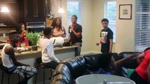 PROPOSAL PRANK ON FUNNYMIKE'S FAMILY!!! - video dailymotion