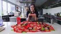 Pastry Chef Attempts To Make Gourmet Kit Kats ¦ Gourmet Makes ¦ Bon Appétit