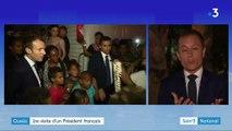 Emmanuel Macron en Nouvelle-Calédonie : Ouvéa, une visite symbolique