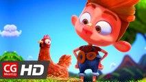 "CGI Animated Short Film ""Swiff"" by ESMA | CGMeetup"