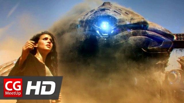 "CGI Sci-Fi Short Film ""Seam Sci-Fi Short Film"" by Elan Dassani, Rajeev Dassani at Master Key Films"
