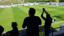 Veliko slavlje nakon pobjede (Danska - BiH U-17)