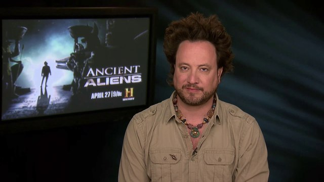 "IR Interview: Giorgio Tsoukalos For ""Ancient Aliens"" [History-S13]"