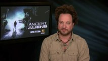 """IR Interview: Giorgio Tsoukalos For """"Ancient Aliens"""" [History-S13]"""
