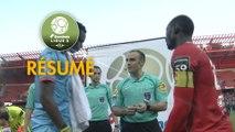 Valenciennes FC - Stade de Reims (1-3)  - Résumé - (VAFC-REIMS) / 2017-18