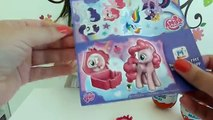 Kinder Maxi Eggs Christmas new for Girls MLP My Little Pony ♡ Little Story Toy Wonders