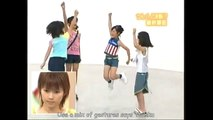 (English Subbed) Hello! Project Kids Audition
