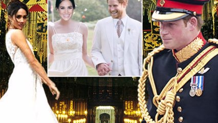 How Prince Harry and Meghan Markle are spending their final days before the royal wedding