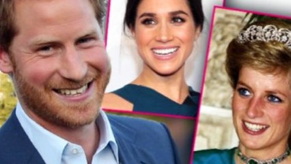 How Prince Harry and Meghan Markle Are Honoring Princess Diana at Royal Wedding
