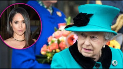 Queen to welcome Meghan Markle's parents to Britain as bride gives her mother a central role in the wedding