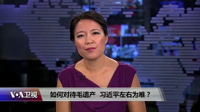 【程晓农:毛泽东不认毛新宇】 9/8 #焦点对话 #精彩点评