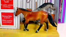 Breyer Horse Mystery Surprise Foal Stablemates Mare Stallion Set Unboxing Horse Toy Review