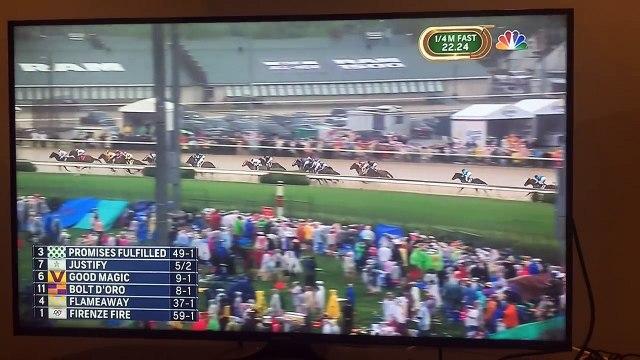 Kentucky Derby 2018  (Full Race HD)
