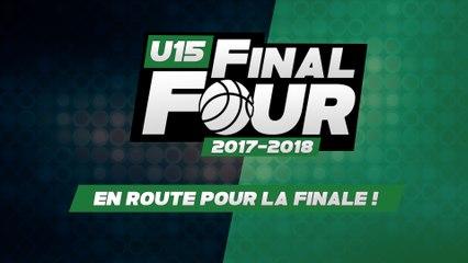 U15 France : En route pour la Finale !