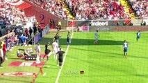 Alex Meier: Einwechslung - Tor!   SGE Fans Stimmung   Eintracht Frankfurt - Hamburger SV 3:0