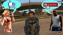 GTA San Andreas Android Mod - IRON MAN GILA - Super Hero Mod (Bahasa Indonesia )