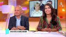 """Philippe Besson se confie sur le couple Emmanuel/Brigitte Macron dans """"C l'hebdo"""" - Regardez"""