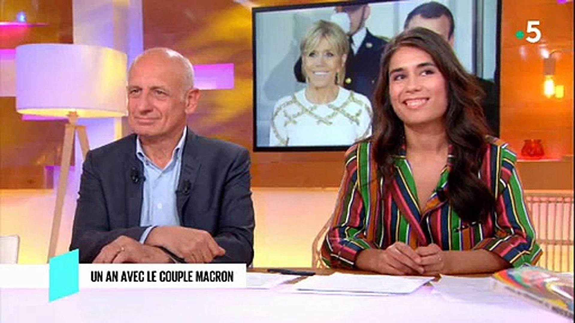 Philippe Besson se confie sur le couple Emmanuel/Brigitte Macron dans