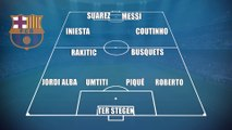 Barcelone - Real Madrid : les compos probables