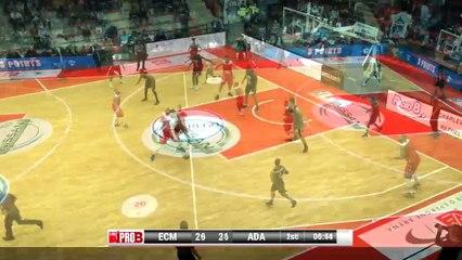 ProB 2018 - J26 Charleville-Mézières vs Blois – By LNB TV