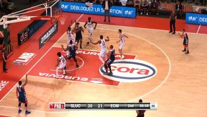 ProB 2018 - J28  Nancy vs Charleville-Mézières - By LNB TV