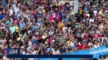 Giro d'Italie: l'Italien Elia Viviani remporte la deuxième étape en Israël