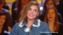 """VIDEO. """"C'est pour ça que je voulais pas venir"""" : vives tensions entre Clotilde Courau et Thierry Ardisson"""