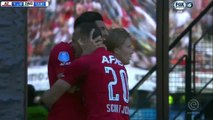 Alireza Jahanbakhsh Goal HD - AZ Alkmaar 1 - 0 Zwolle - 06 05 2018 (Full Replay)