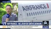 """""""On est loin d'avoir des demandes exorbitantes."""" Un pilote d'Air France répond à Bruno Le Maire"""