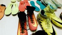 Washing Nike Hypervenom & Superfly 5 football boots for kids Sport Mode